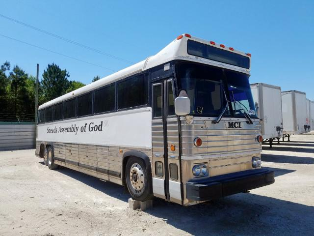 Salvage 1987 Motor Coach Industries TRANSIT BUS for sale