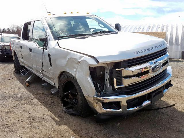 Ford F250 Super salvage cars for sale: 2019 Ford F250 Super