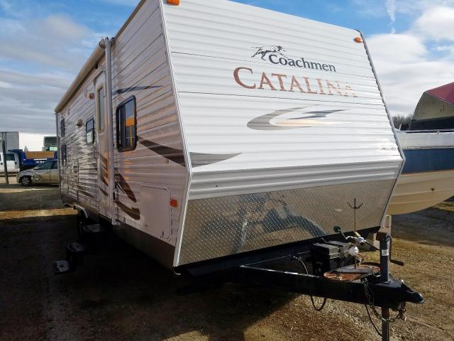 Coachmen salvage cars for sale: 2011 Coachmen Catalina