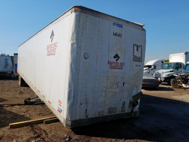 Stoughton salvage cars for sale: 2005 Stoughton Trailer