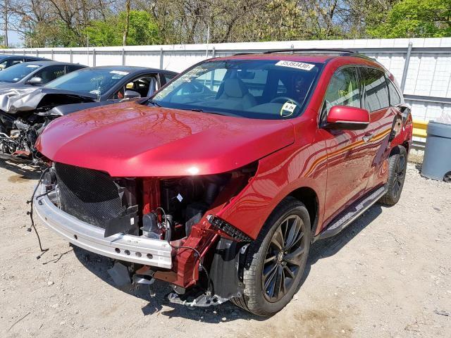 2019 Acura MDX | Vin: 5J8YD4H86KL013637