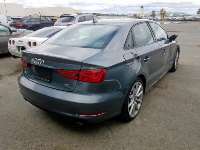 Купить Audi A3 2016 г. из США с доставкой и растаможкой под ключ.