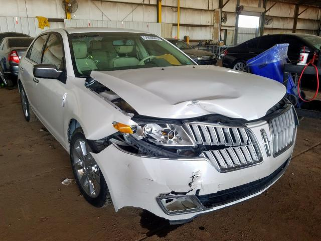 Lincoln salvage cars for sale: 2012 Lincoln MKZ