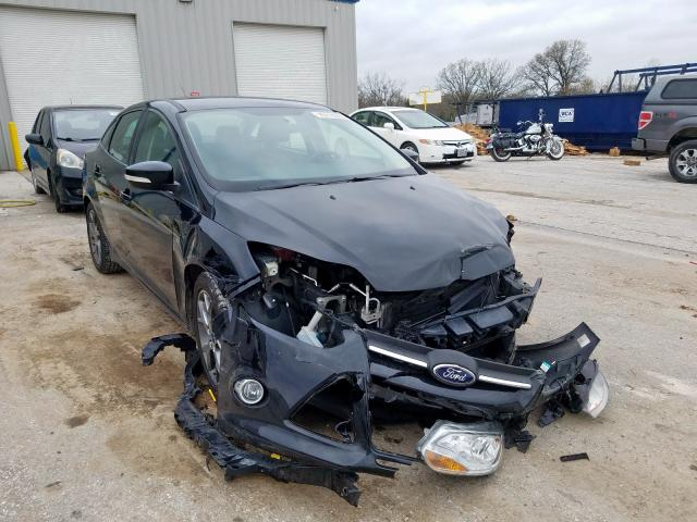 Salvage cars for sale at Rogersville, MO auction: 2014 Ford Focus SE