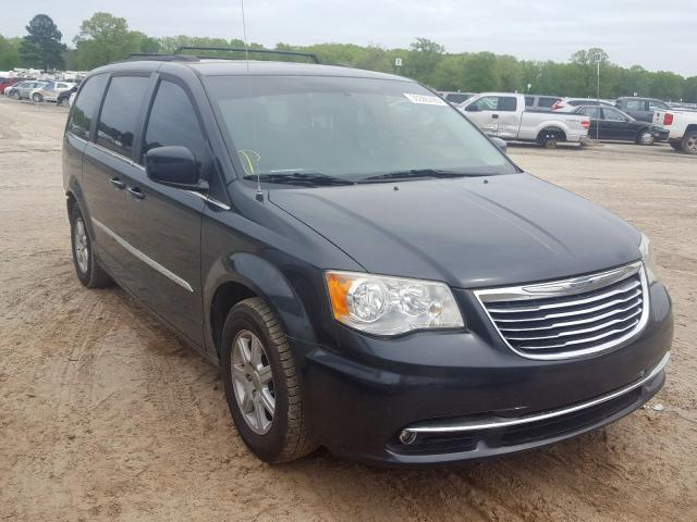 2011 CHRYSLER TOWN & COUNTRY TOURING 2A4RR5DG5BR694429