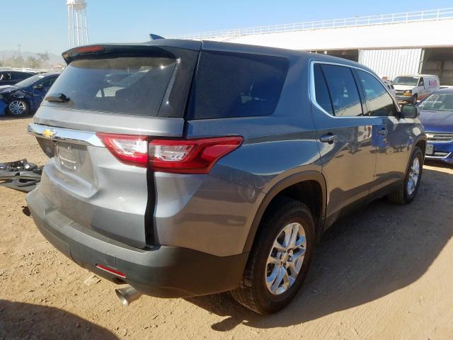 2020 Chevrolet TRAVERSE | Vin: 1GNERFKWXLJ142832