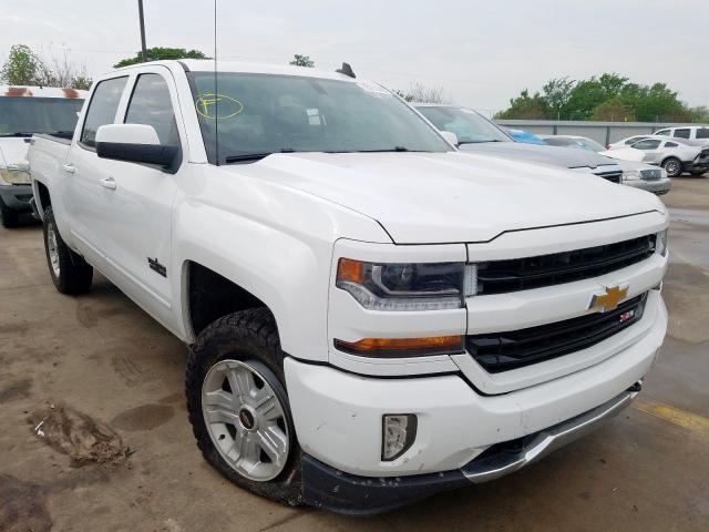 2017 Chevrolet SILVERADO | Vin: 3GCUKREC0HG228705