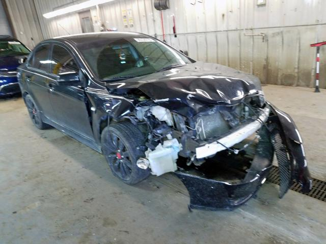 Salvage cars for sale from Copart Fort Wayne, IN: 2008 Mitsubishi Lancer GTS