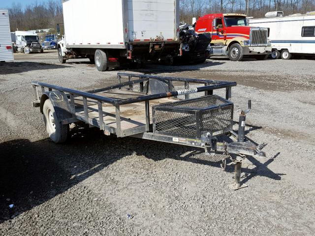 Salvage cars for sale from Copart Ellwood City, PA: 2016 Ande Util Trailer