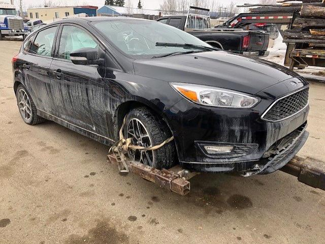 Ford salvage cars for sale: 2015 Ford Focus SE