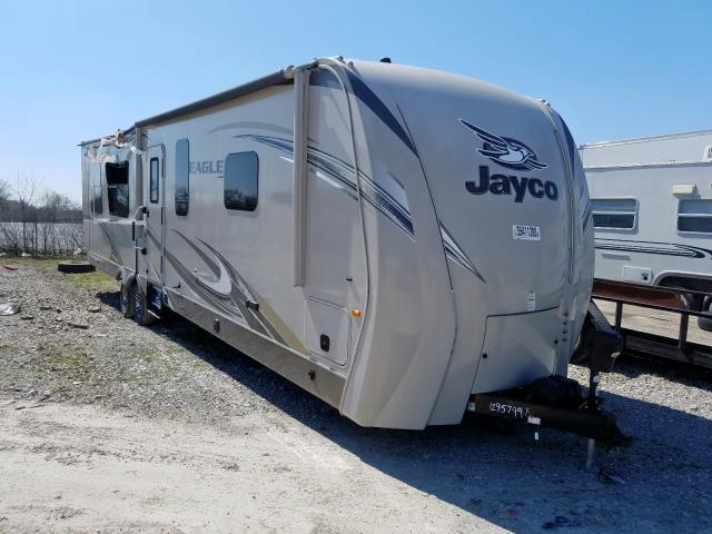 Salvage cars for sale from Copart Cicero, IN: 2017 Jayco Eagle