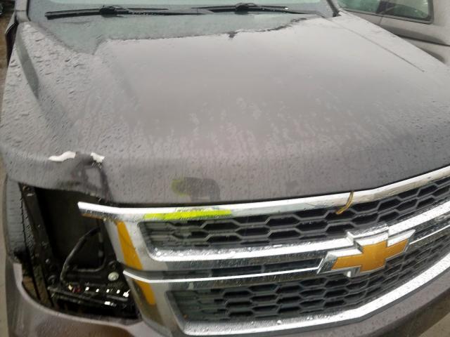 2016 Chevrolet TAHOE   Vin: 1GNSCBKC1GR265421