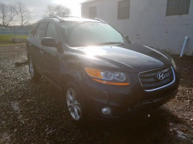 Hyundai Santa FE L salvage cars for sale: 2011 Hyundai Santa FE L