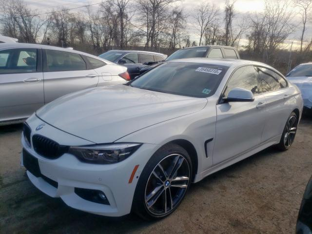 2019 BMW 4 series | Vin: WBA4J7C55KBM74822