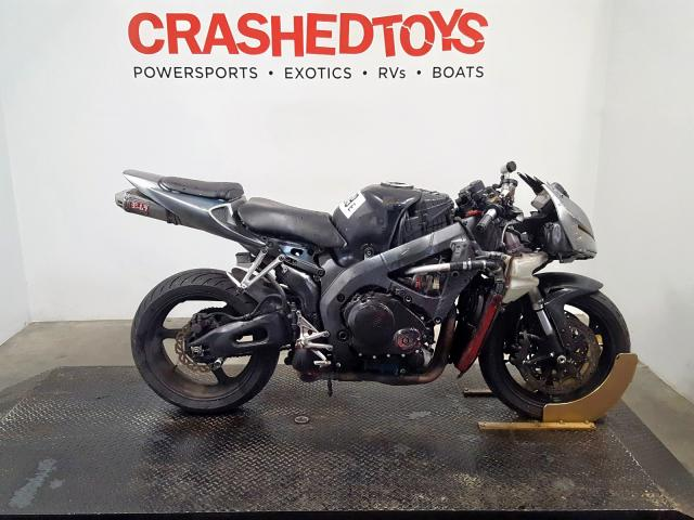 Honda CBR1000 RR salvage cars for sale: 2007 Honda CBR1000 RR