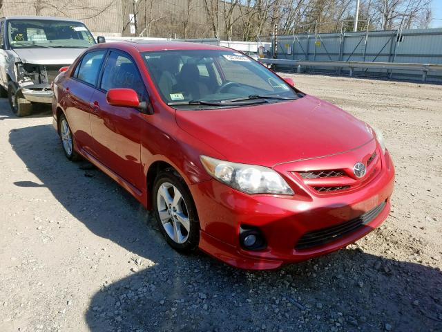 Toyota salvage cars for sale: 2011 Toyota Corolla