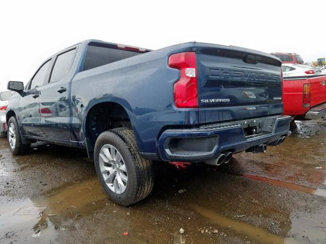2020 Chevrolet SILVERADO | Vin: 3GCPWBEF3LG153901