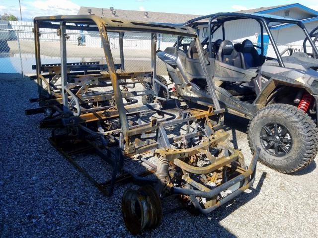 Salvage cars for sale from Copart Anderson, CA: 2016 Polaris Ranger CRE