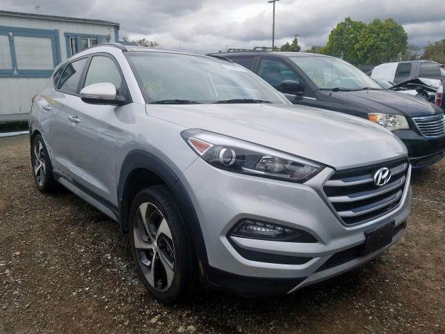 Hyundai Tucson VAL salvage cars for sale: 2018 Hyundai Tucson VAL