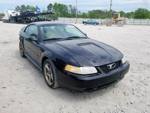 Ford Mustang GT salvage cars for sale: 2000 Ford Mustang GT