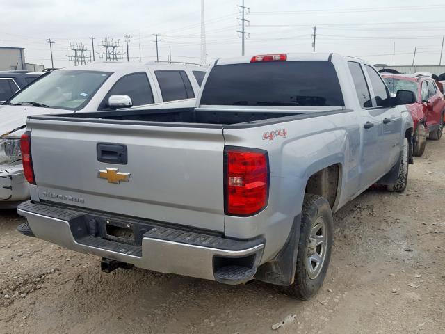 2015 Chevrolet SILVERADO | Vin: 1GCVKPEHXFZ164416