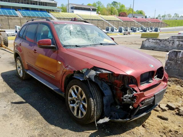 Salvage cars for sale from Copart Concord, NC: 2012 BMW X5 XDRIVE3