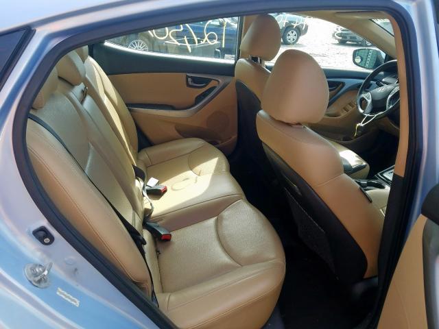 Купить Hyundai Elantra 2011 г. из США с доставкой и растаможкой под ключ.