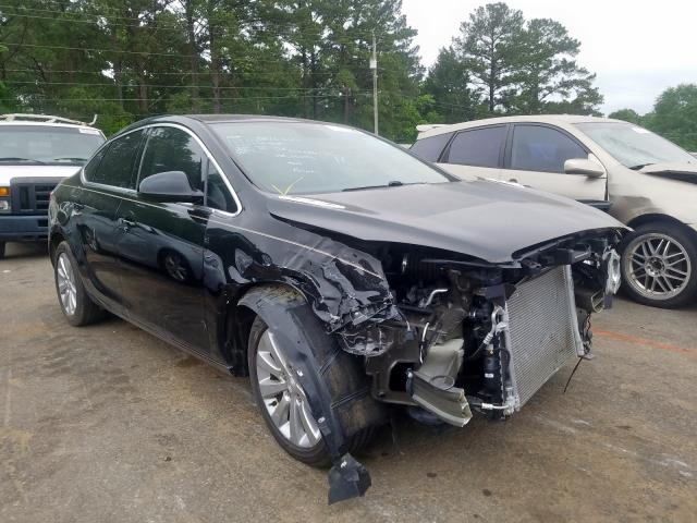 Buick salvage cars for sale: 2016 Buick Verano