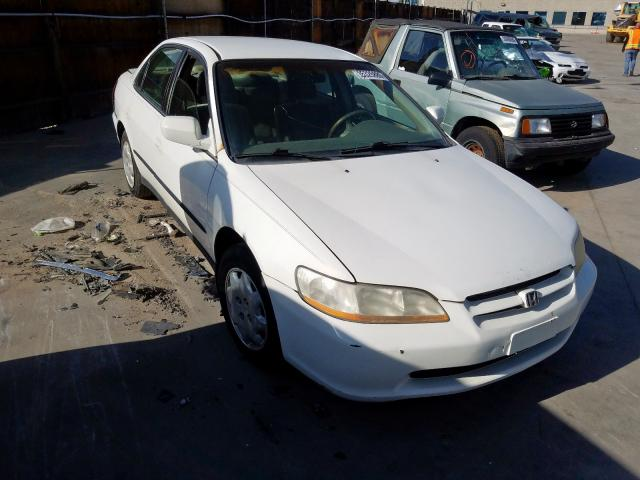 Honda Accord LX salvage cars for sale: 2000 Honda Accord LX