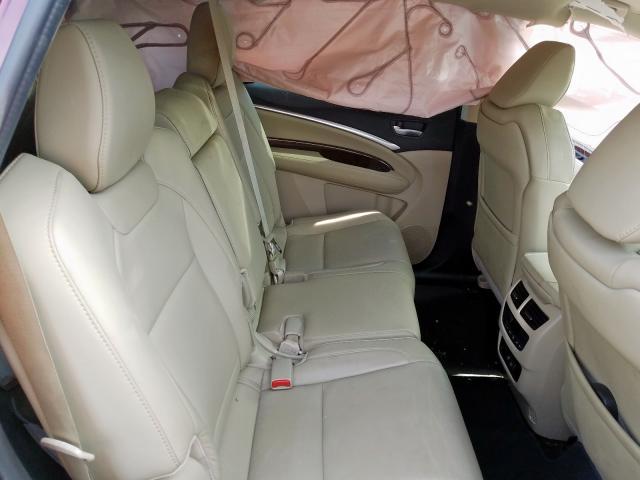 2018 Acura MDX | Vin: 5J8YD4H5XJL027349