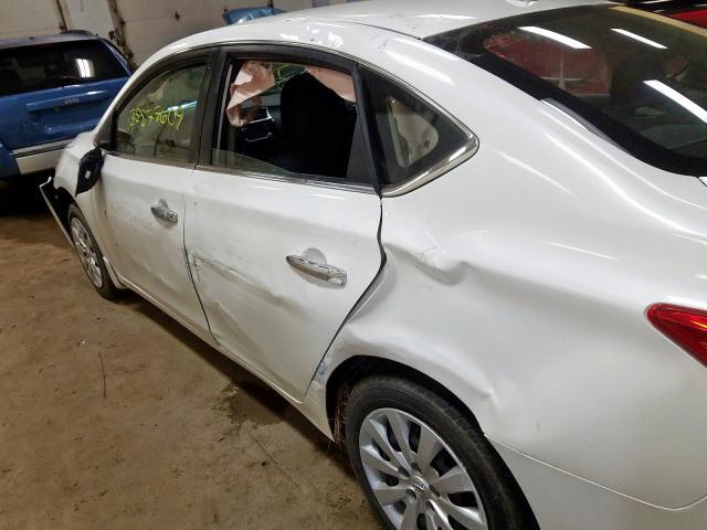 2016 Nissan SENTRA | Vin: 3N1AB7AP2GY339283