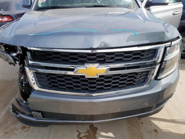 2019 Chevrolet TAHOE   Vin: 1GNSKBKC8KR163491
