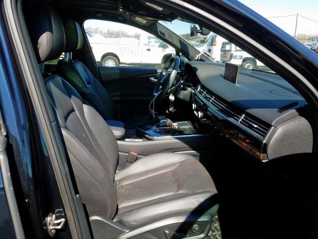 2017 Audi Q7 | Vin: WA1VAAF76HD055452