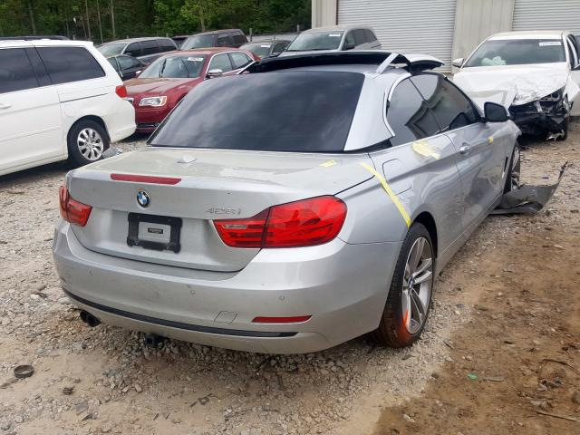 2016 BMW 4 series | Vin: WBA3V7C56G5A26646