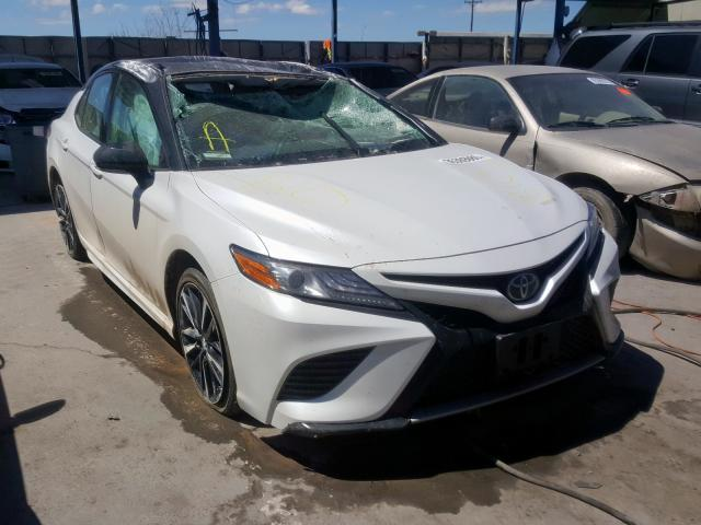 2019 Toyota Camry XSE for sale in Anthony, TX