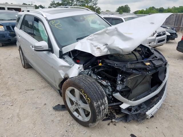 2018 Mercedes-benz Gle 350 4m 3.5. Lot 35189110 Vin 4JGDA5HB2JB158777