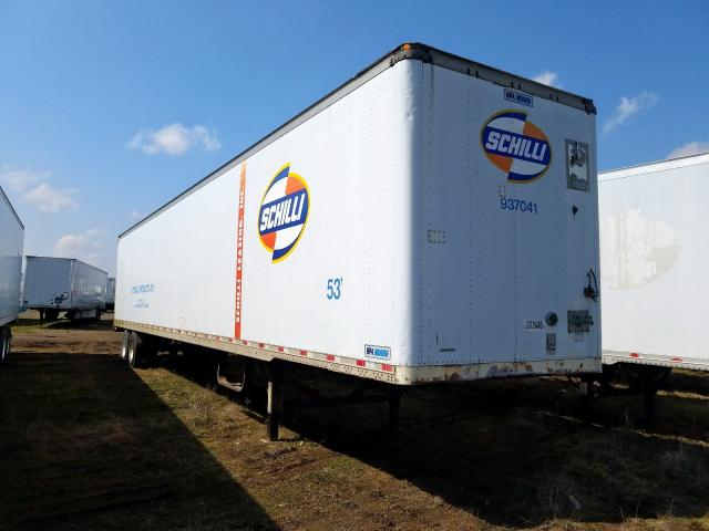 1999 Monon 45x96 53 DRY Van for sale in Hammond, IN