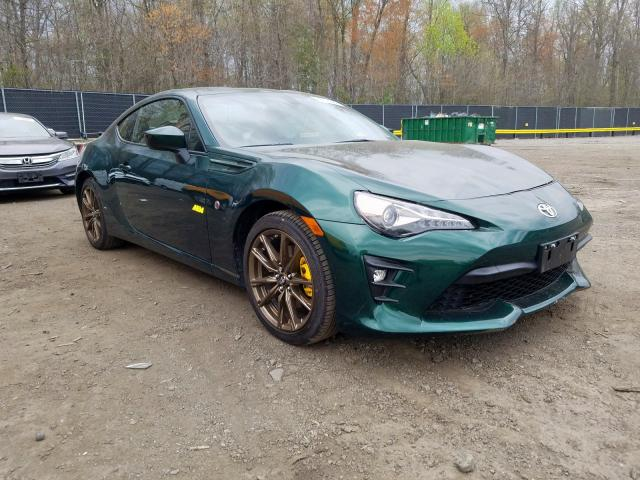 Toyota 86 GT salvage cars for sale: 2020 Toyota 86 GT
