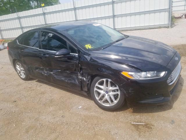 Ford Fusion salvage cars for sale: 2016 Ford Fusion