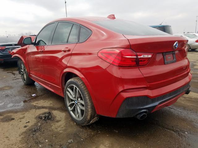 2018 BMW X4 | Vin: 5UXXW7C50J0W65445