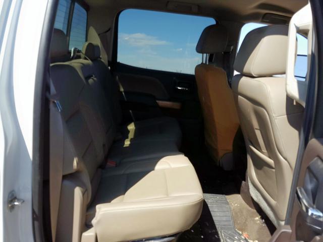 2015 Chevrolet SILVERADO | Vin: 1GC4K0C87FF575215