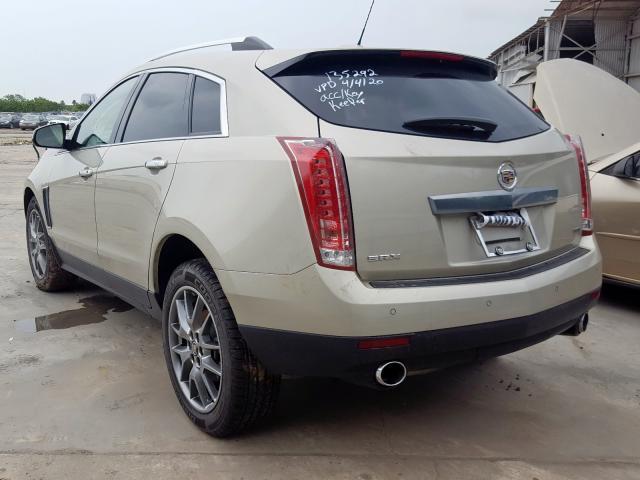 2016 Cadillac SRX | Vin: 3GYFNCE35GS563686