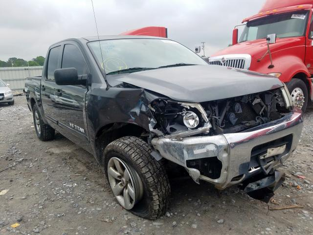 Nissan Titan XE salvage cars for sale: 2009 Nissan Titan XE