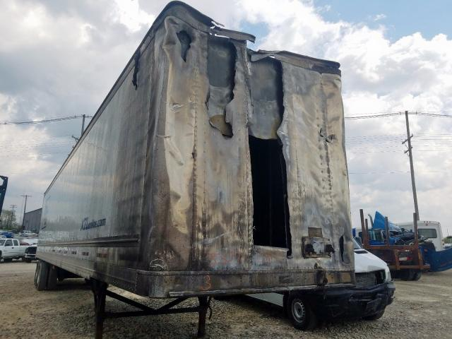 Great Dane Trailer salvage cars for sale: 2015 Great Dane Trailer