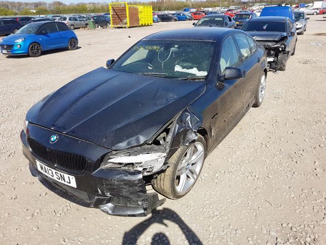 BMW 520D M SPO - 2013 rok