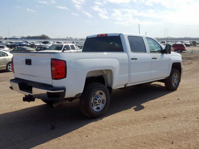 2019 Chevrolet SILVERADO | Vin: 1GC1KREG8KF152391