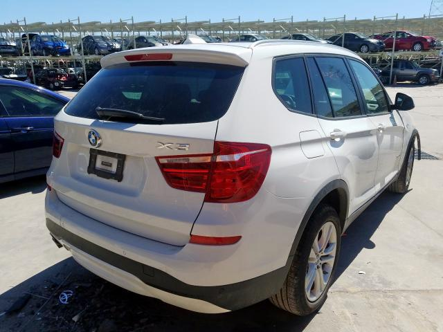 2017 BMW X3 | Vin: 5UXWX7C30H0W39428