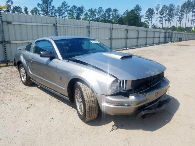 Salvage cars for sale from Copart Harleyville, SC: 2009 Ford Mustang