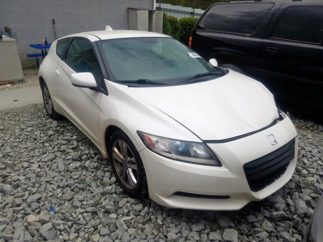 Honda CR-Z salvage cars for sale: 2012 Honda CR-Z