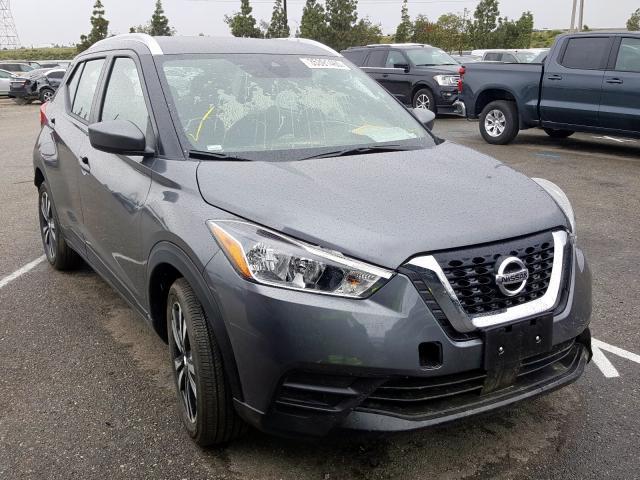 Salvage 2020 Nissan KICKS SV for sale
